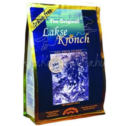 100% hal -  Lazacos jutalomfalat - 175 gr - Kronch
