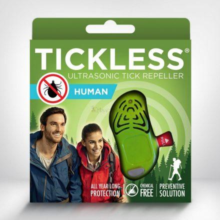 TickLess Human ultrahangos kullancs- és bolhariasztó minden korosztálynak - zöld