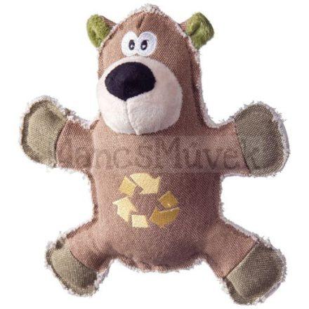 Mackó - Barry King kutyajáték - erős vászonból 25 cm