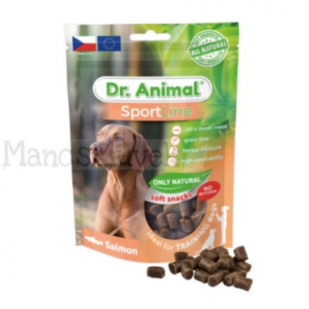 Dr Animal SportLine jutalomfalat, lazac