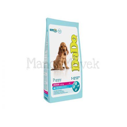DaDo HALAS HIPOALLERGÉN kutyatáp közepes-és kistestű KÖLYÖKKUTYÁNAK - 12 kg