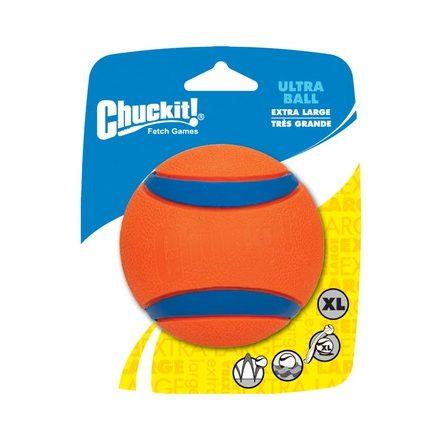 Chuckit! Ultra Ball labda kutyának  - Az Elnyűhetetlen - Medium-közepes méret