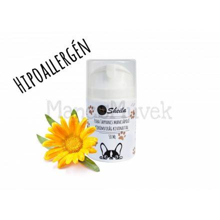 Hipoallergén természetes mancsápoló krém körömvirággal - Sheila