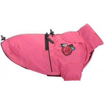 Vízhatlan kutyakabát - esőkabát kutyának- 33 cm - olasz