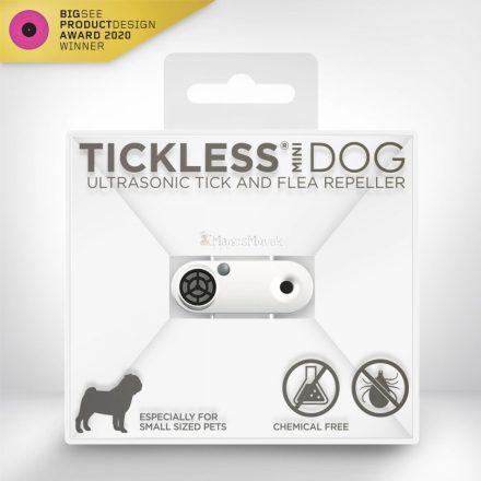 Tickless - kistermetű kutyáknak és macskáknak -tölthető vegyszermentes kullancs- és bolhariasztó