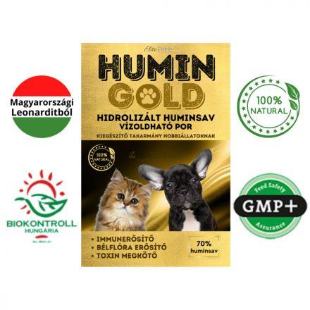 Humin Gold - hidrolizált, magas felszívódású huminsav 100 gr