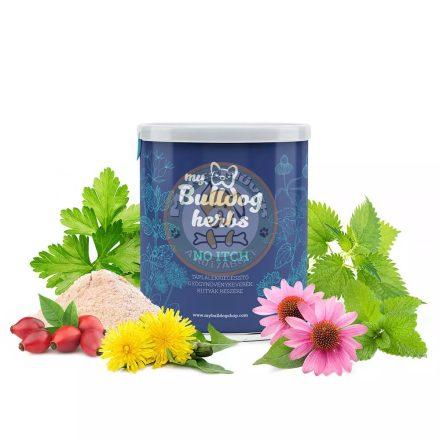 Allergia, viszketés ellen - MyBulldog Herbs No Itch - immuntámogatás lactoferrinnel