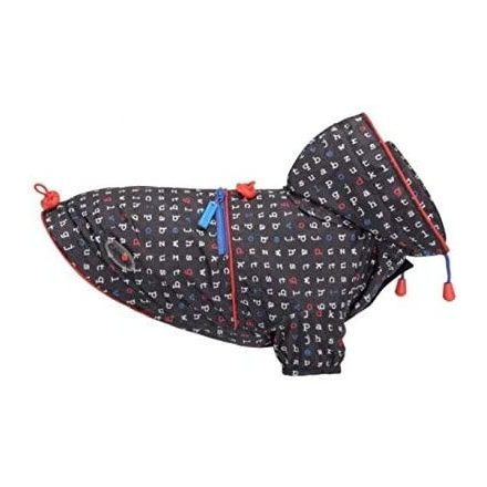 Vízhatlan kutyakabát - esőkabát kutyának -33 cm - Porto