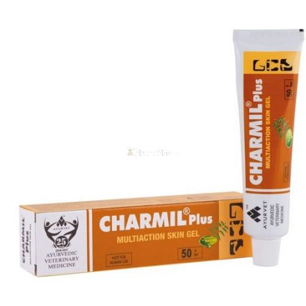 Charmil plus multifunkciós sebgyógyító gél 25 gr